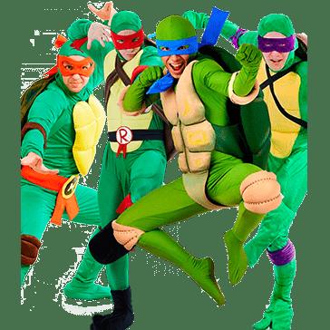 аниматор Черепашки-ниндзя