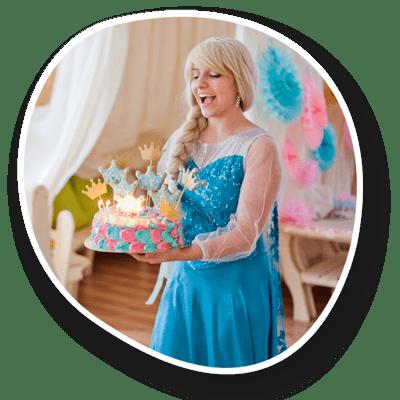 Вынос тортика
