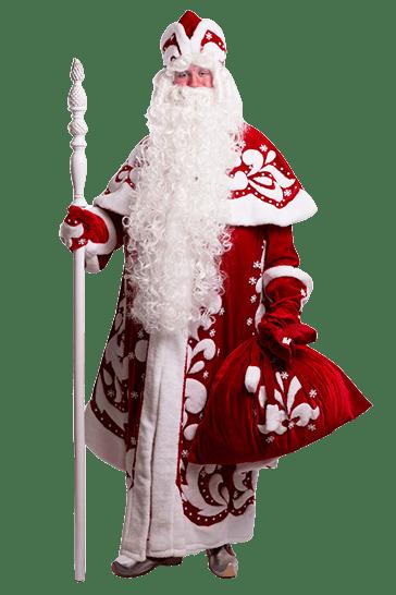 Костюмы Деда Мороза и Снегурочки 1
