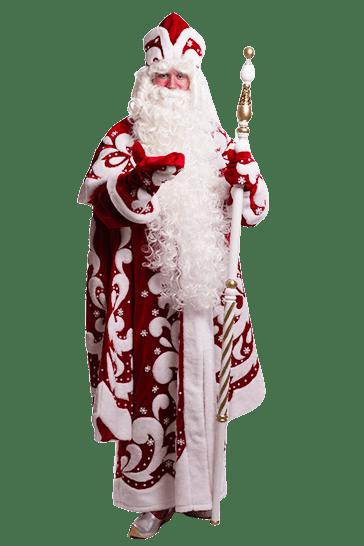 Костюмы Деда Мороза и Снегурочки 2