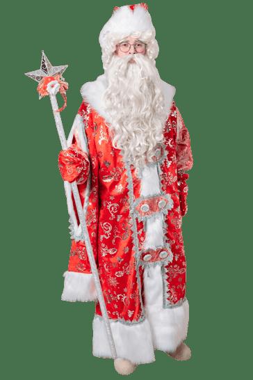 Костюмы Деда Мороза и Снегурочки 3