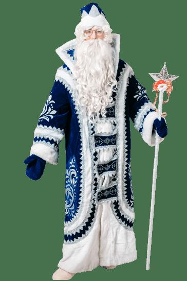 Костюмы Деда Мороза и Снегурочки 4