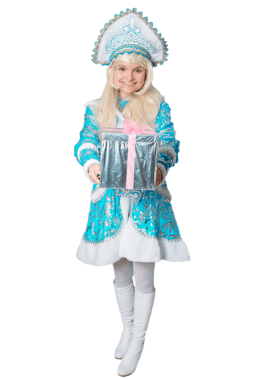 Костюмы Деда Мороза и Снегурочки 6