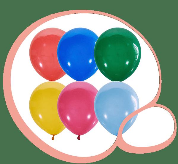 Латексный шар