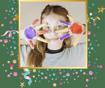 организация детского праздника Аквагрим