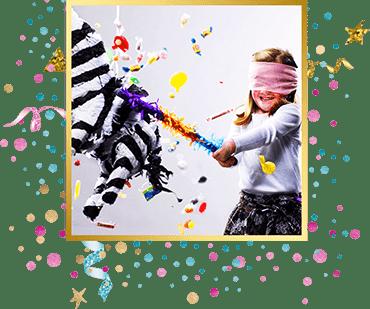 организация детского праздника Пиньята