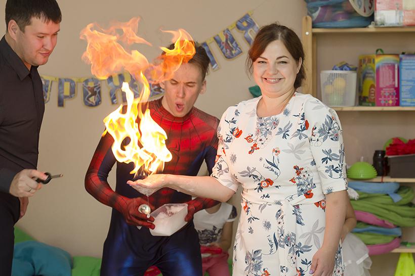 Эльза Анна и Олаф