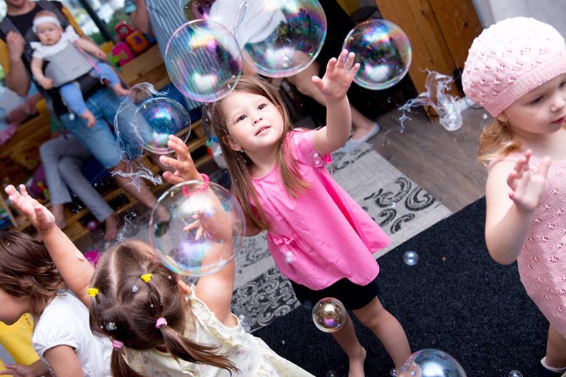 Необычные пузыри