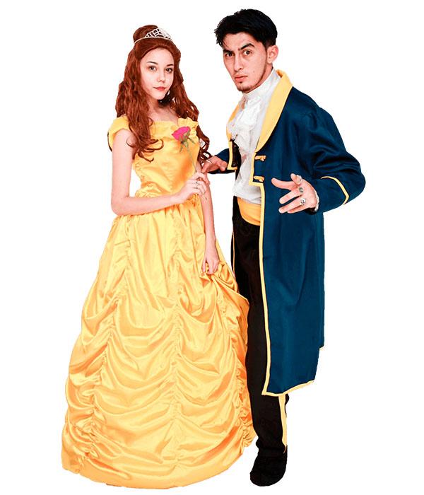 Аниматор принцесса и принц 1
