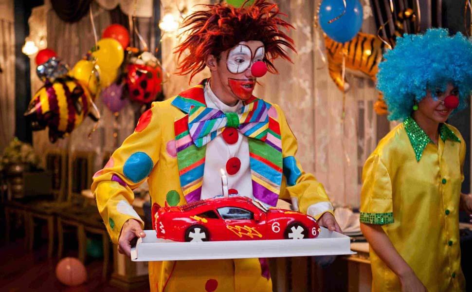 Аниматоры Веселые клоуны 2