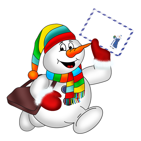 снеговик почта