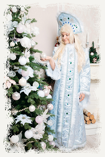 Костюмы Деда Мороза и Снегурочки 7